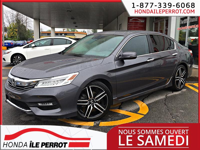 Honda Accord Sedan 2017 4dr I4 CVT Touring #44687