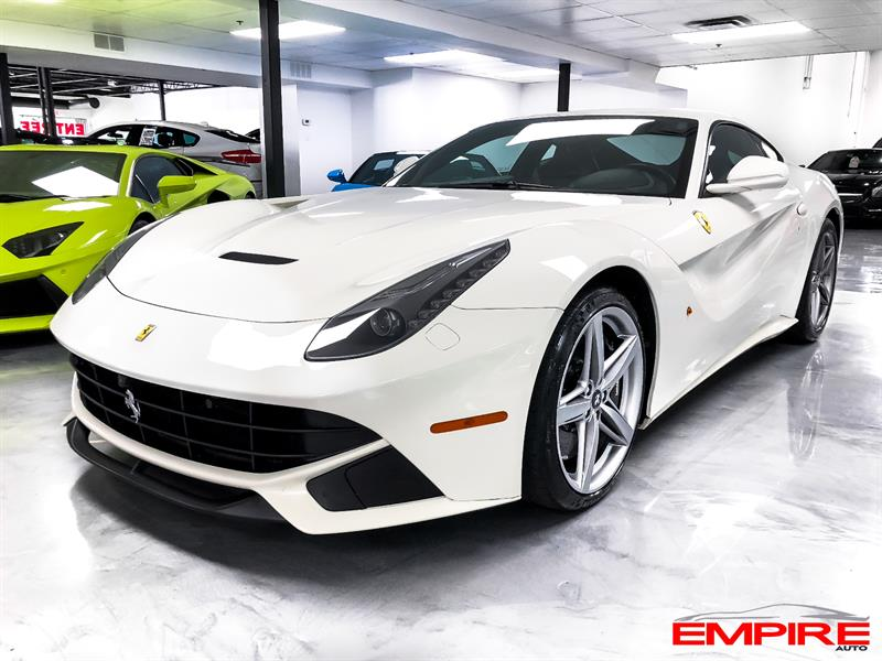 Ferrari F12berlinetta 2014 COUPE 6.3 V12 #A6893