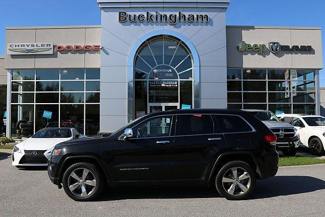 Jeep Grand Cherokee 2015 Limited #U0924A
