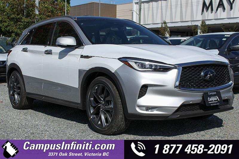 2019 Infiniti Qx50 Essential with Proactive, Sensory Packages #19-QX5022