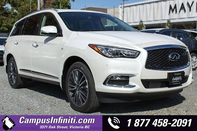 2019 Infiniti Qx60 Essential, Sensory Packages #19-QX6005