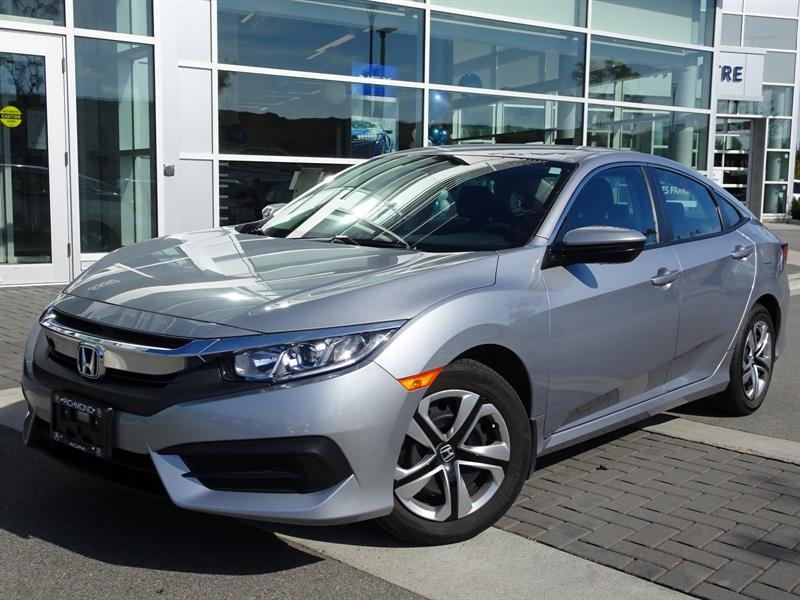 2017 Honda Civic LX #P6023
