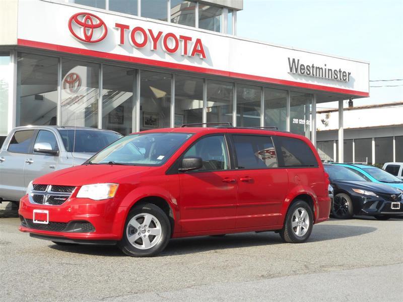 2012 Dodge Caravan SE #TT181126A