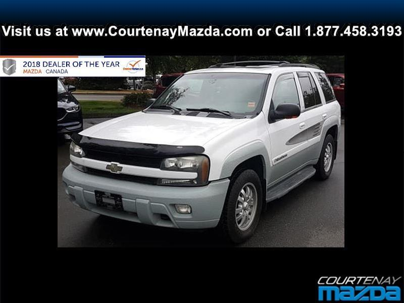 2002 Chevrolet Trailblazer 4Dr LTZ #P4700