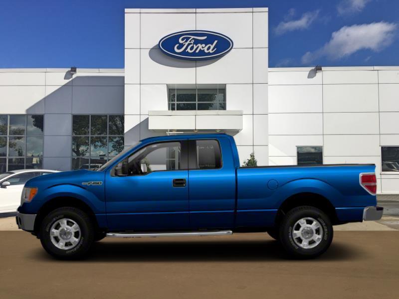 2010 Ford F-150 XLT #FE04145