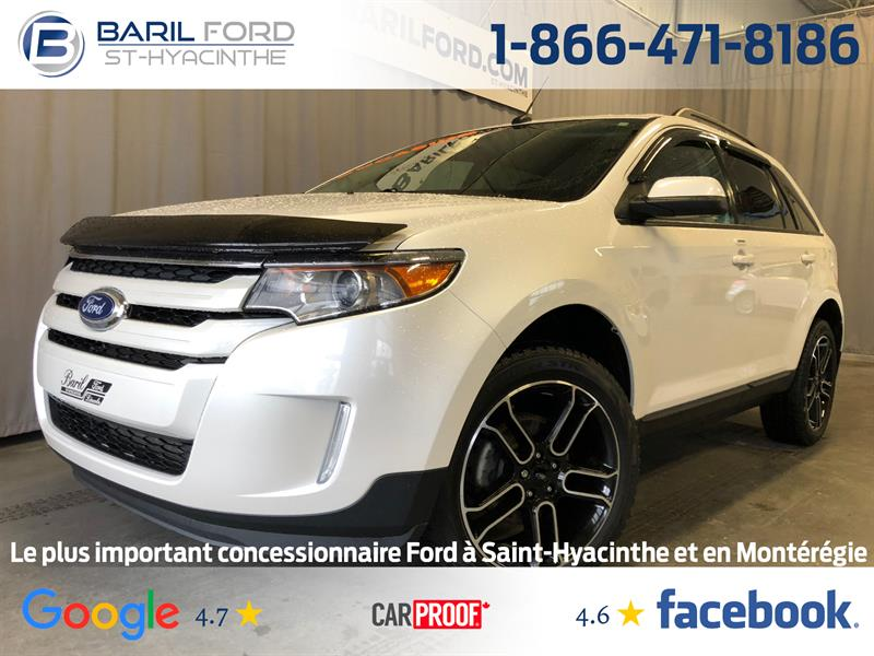 Ford EDGE 2014 4dr SEL AWD #80641a