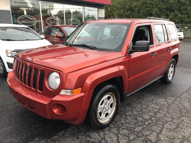 Jeep Patriot 2010 4WD   ***GARANTIE 1 AN GRATUITE*** #039-4256-TH