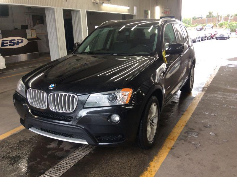 BMW X3 2014 2.0 LITER 4WD* TRES PROPRE* SUNROOF $69 SEMAINE #S2019 NO ACCIDENT