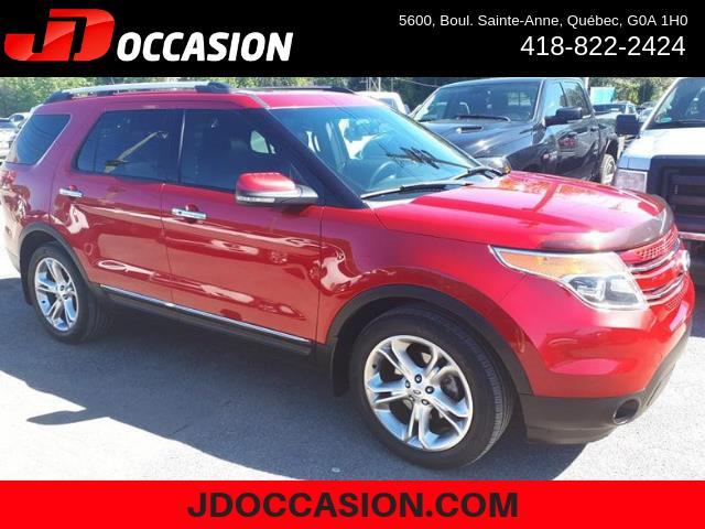 Ford Explorer 2012 4WD 4dr Limited #M8234A
