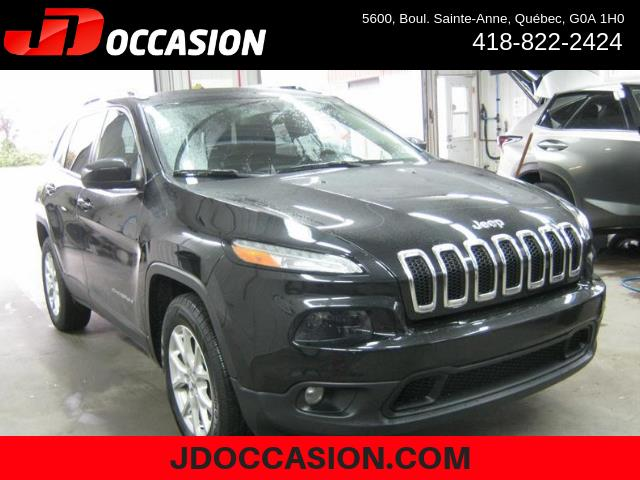 Jeep Cherokee 2015 4WD 4dr North #90022A