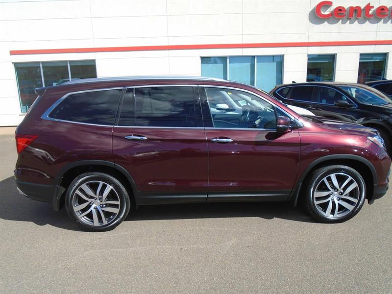 2016 honda pilot touring used for sale in summerside at centennial auto group. Black Bedroom Furniture Sets. Home Design Ideas