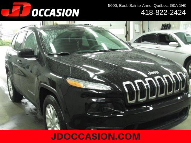 Jeep Cherokee 2017 4WD 4dr North #90100A