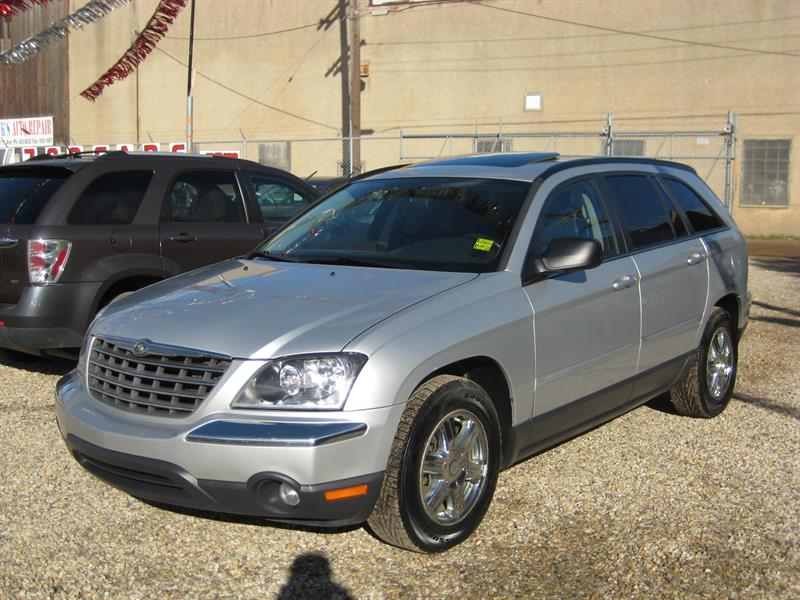 2006 Chrysler Pacifica 4dr Wgn Touring AWD #846386