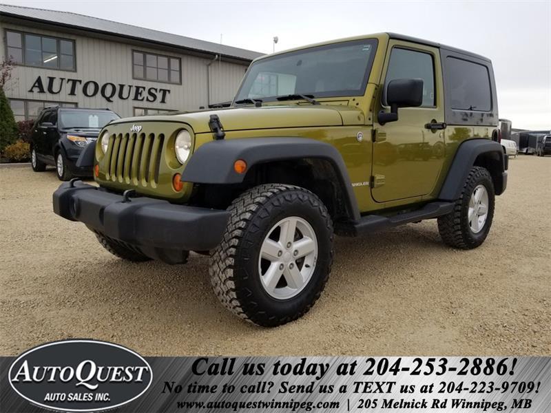 2007 Jeep Wrangler X #7439
