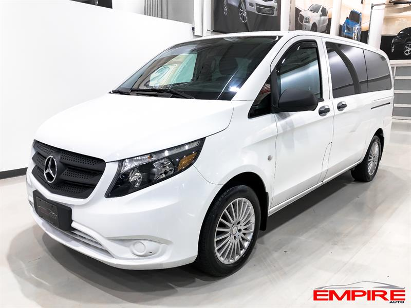 Mercedes-Benz Metris Passenger Van 2017 CUIR LEATHER NAVIG CAMERA #A6837