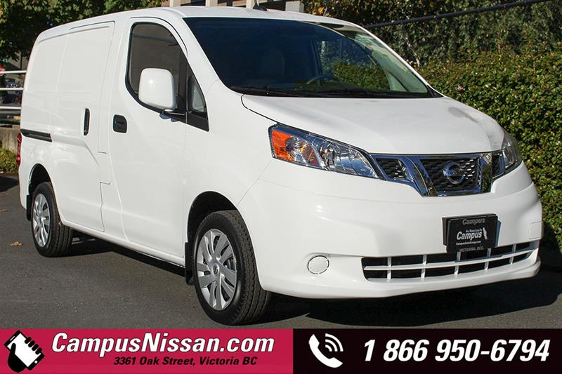 2018 Nissan NV200 Compact Cargo Sv #D8-W506