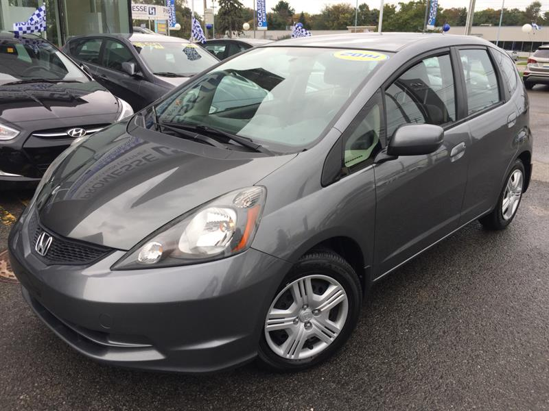 Honda FIT 2014 LX BLUETOOTH, A/C, RÉGULATEUR DE VITESSE #A-2730