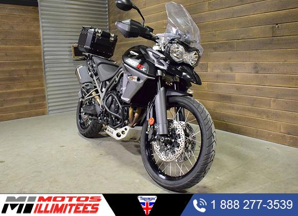 Triumph Tiger 800 XCx Low 2017