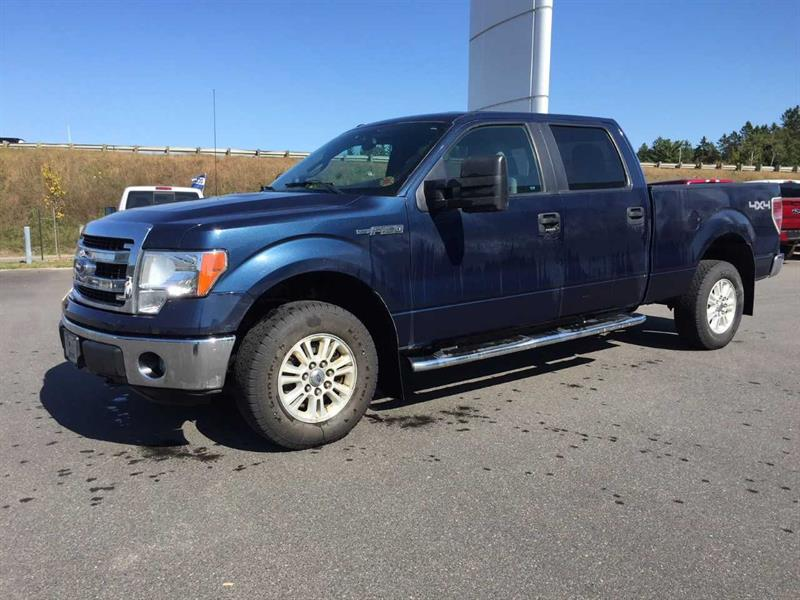 Ford F-150 2014 4WD SuperCrew,301A,ENS CHARGE UTILE,CAMERA RECUL #18653A