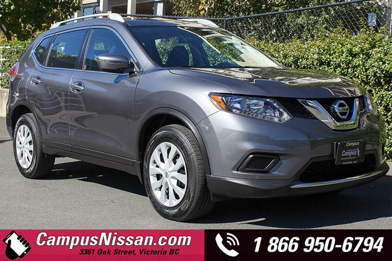 2016 Nissan Rogue S | AWD w/ Back-up Cam #A7334