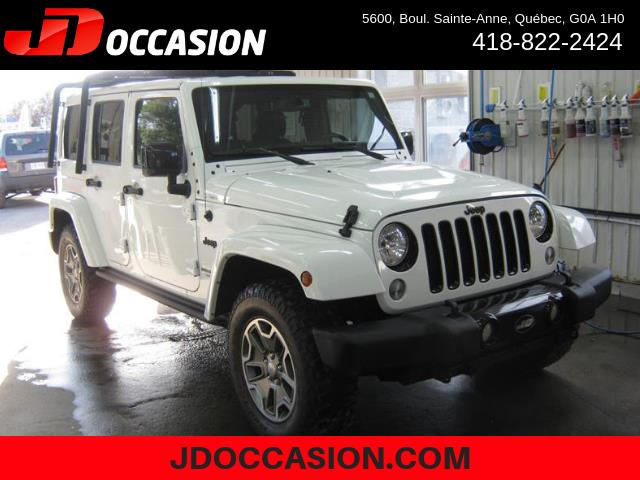 Jeep Wrangler Unlimited 2015 4WD 4dr #80501a