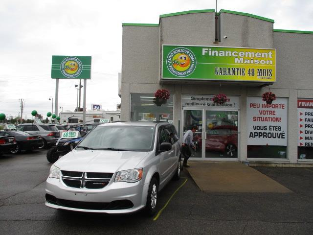Dodge Grand Caravan 2012 4dr Wgn #18-203