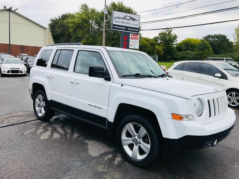Jeep Patriot 2014 39$* par semaine/Financement #4951