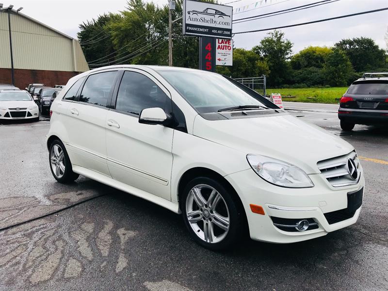 Mercedes-Benz B-Class 2009 33$* Par Semaine/Financement #94945