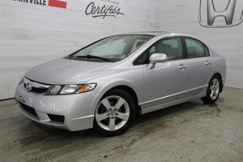 Honda Civic Berline 2010 4 portes Sport #181578A