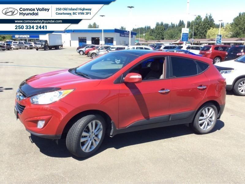 2013 Hyundai Tucson Limited #H8-232A