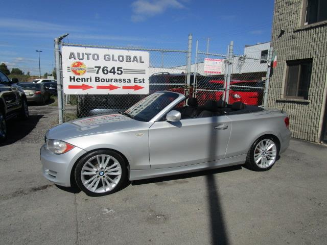 BMW 1 Series 2011 128i CONVERTIBLE MANUELLE #18-1303