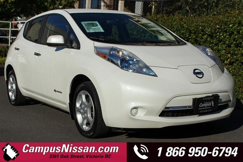 2014 Nissan Leaf SV #A7329