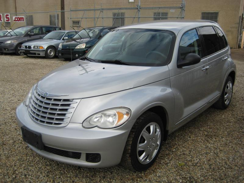 2007 Chrysler PT Cruiser 4dr Wgn #595159