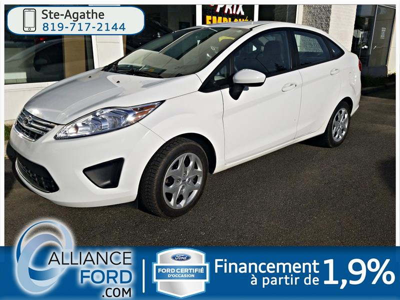 Ford Fiesta 2013 4dr Sdn SE #c3031