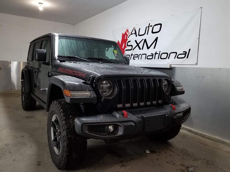 Jeep Wrangler Unlimited 2018 RESERVÉ SXM #4089
