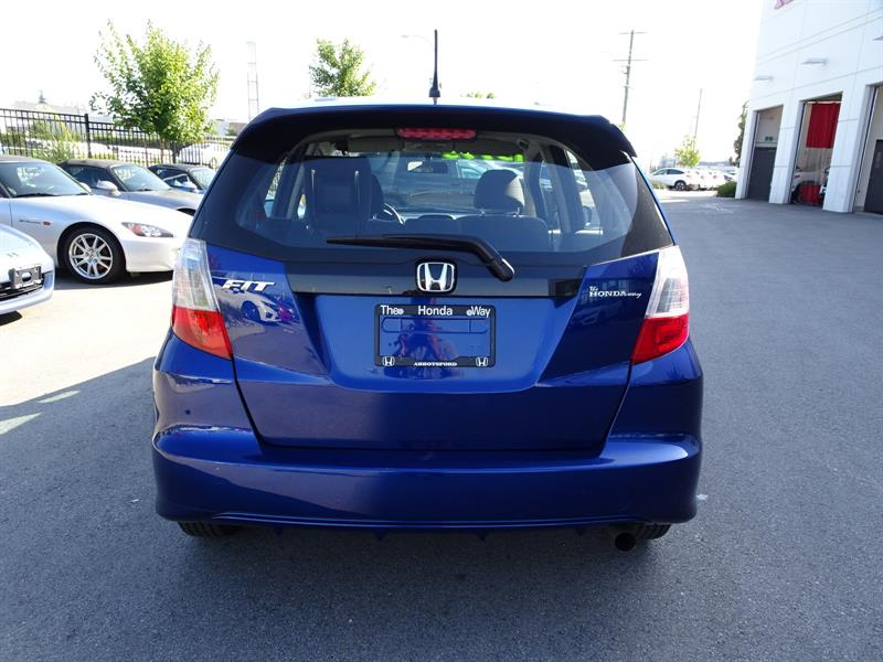 2014 Honda FIT Sport 5 Speed AT Used For Sale In Abbotsford At The Honda Way
