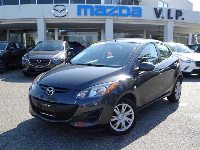 2013 Mazda Mazda2 GX, AUTO, A/C #8485A