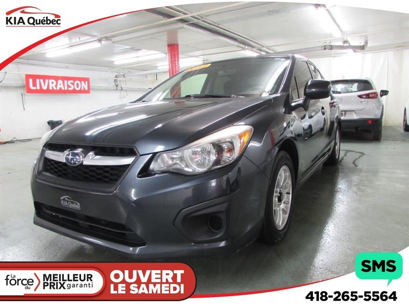 Subaru Impreza 2012 2.0I* AWD* MANUELLE* MAGS* #QU10177C