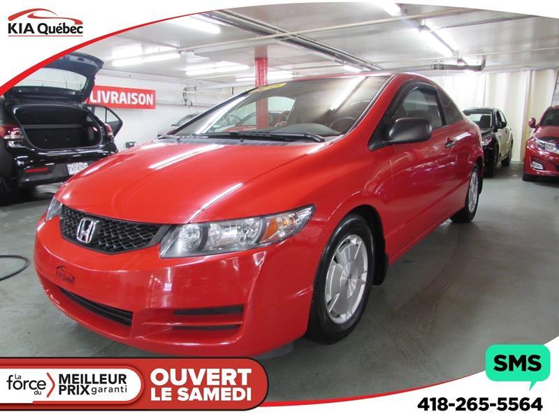 Honda Civic 2011 DX-G* AUTOMATIQUE* 2 PORTES* CRUISE* #K181373C