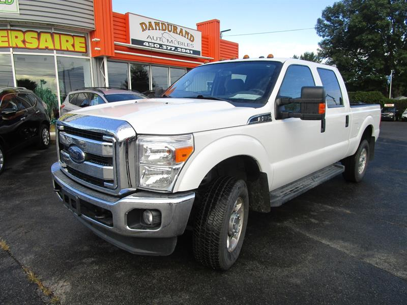 Ford Super Duty F-250 SRW 2015 4WD Crew Cab #2420A