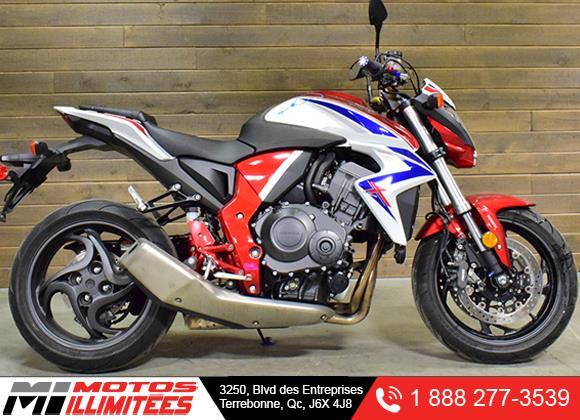 Honda De Terrebonne >> Honda CB1000R 2014 Occasion à vendre Terrebonne | Motos Illimitées