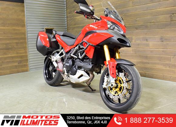 Ducati Multistrada 1200 S Touring ABS 2012