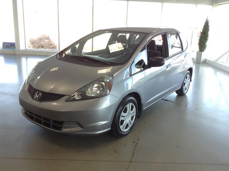 Honda Fit DX 2009 #B8094A