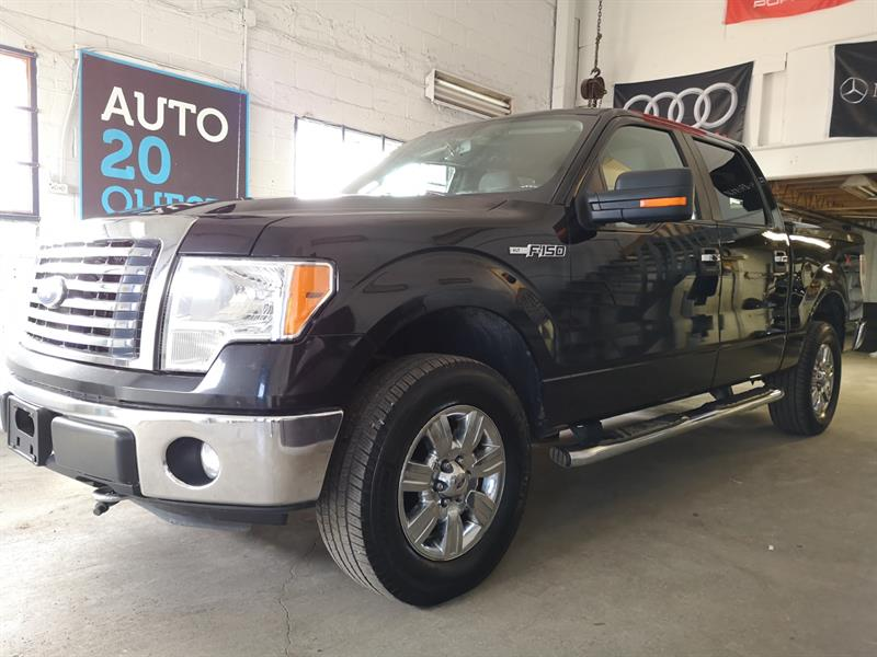 Ford F-150 2011 4WD SuperCrew #A-18065