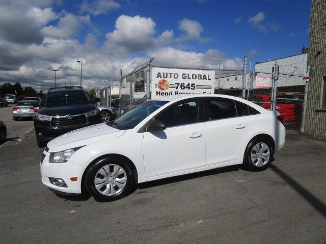 Chevrolet Cruze 2012 LS AUTOMATIQUE AIR CLIM 126000 KM #18-1319