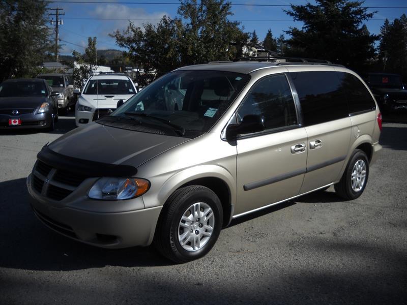 2006 Dodge Caravan  ONLY 105 KMS #N0043-1