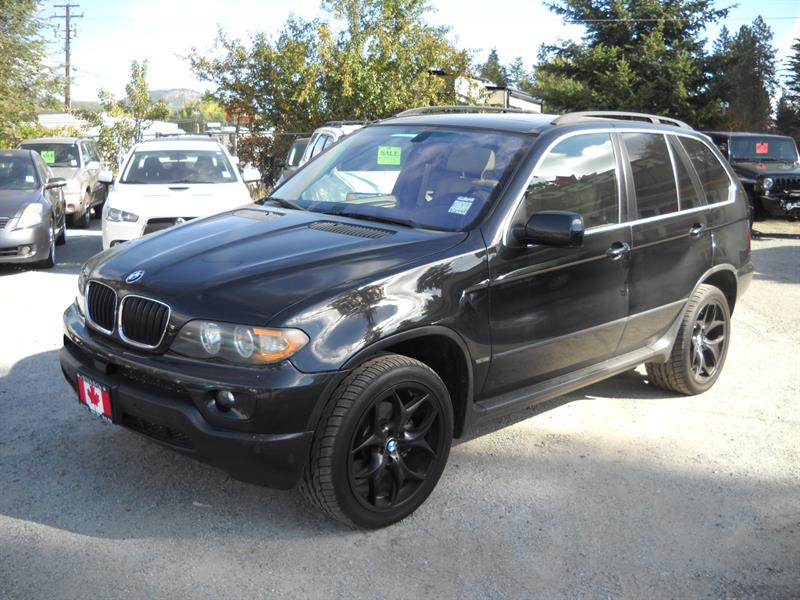 2005 BMW X5 4dr AWD 4.4i LOADED! #A8016