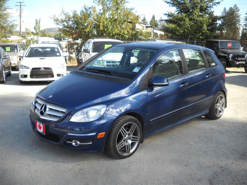 2009 Mercedes-Benz B-Class 4dr HB Turbo....SOLD.... #A8017