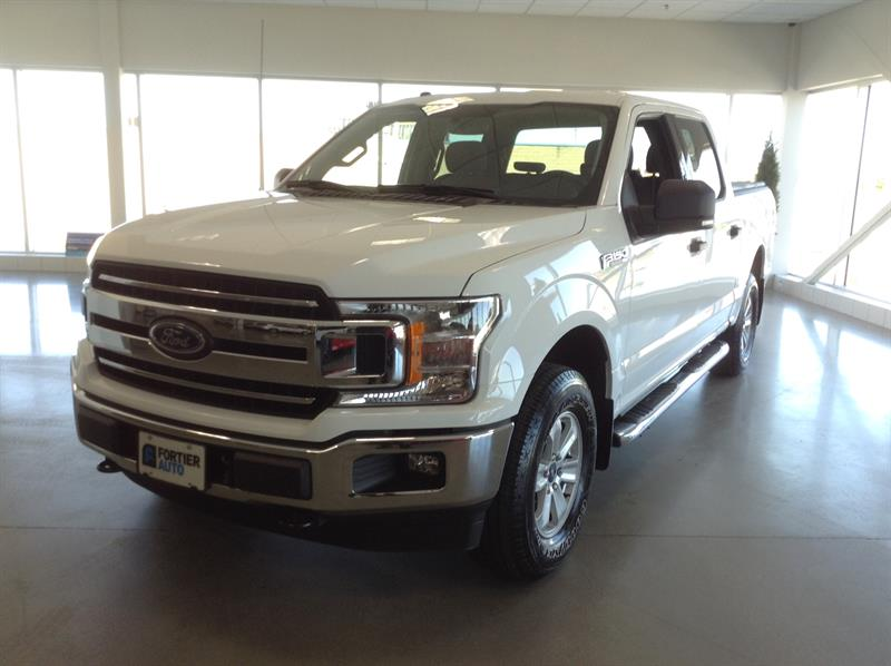 Ford F-150 2018 XLT #S8167