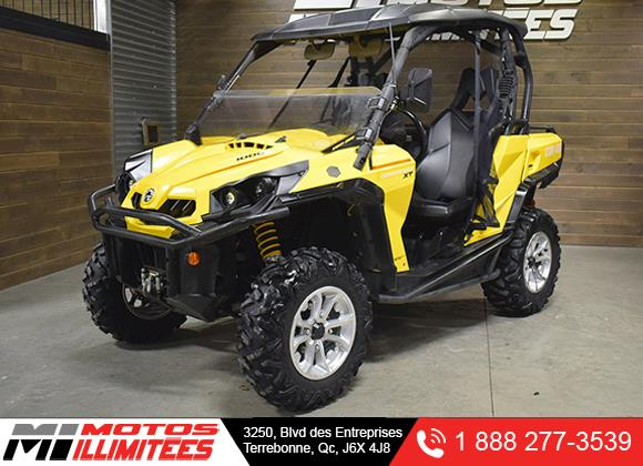 Can-am Commander 1000 XT DPS 2016